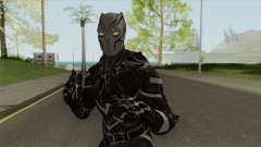 Black Panther (Marvel Dimension Of Heroes) для GTA San Andreas