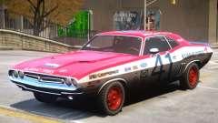 Dodge Challenger V1 PJ1 для GTA 4