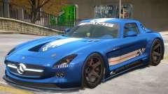 Mercedes Benz SLS V1.2 для GTA 4