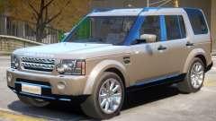 Land Rover Discovery 4 V1 для GTA 4