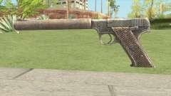 High Standard HDM Pistol для GTA San Andreas