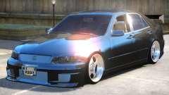 Lexus Anıl Tuning для GTA 4