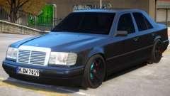 Mercedes W124 для GTA 4
