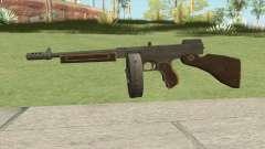 Edinburgh Gusenburg Sweeper GTA V (Black New) V1 для GTA San Andreas