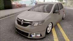 Renault Symbol 2020 для GTA San Andreas