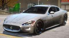 2012 Maserati Granturismo V2.2 для GTA 4