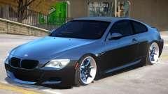 BMW M6 E63 V1 для GTA 4