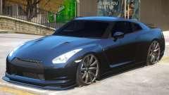 Nissan GT-R V-Spec для GTA 4