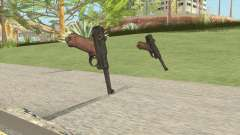Luger P08 (Day Of Infamy) для GTA San Andreas
