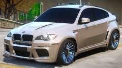 BMW X6 V1 для GTA 4