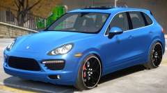 Porsche Cayenne SR для GTA 4