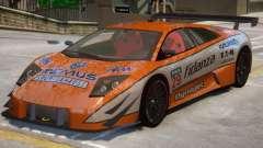Lamborghini Murcielago GT для GTA 4