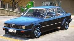 BMW E30 V1 для GTA 4