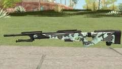 Rifle (Aquamarine)