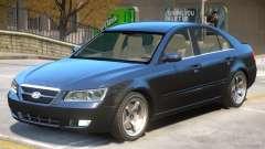 Hyundai Sonata V1 для GTA 4