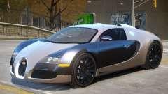 Bugatti Veyron V1 R1 для GTA 4