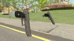 Hawk And Little Pistol GTA V (Platinum) V2 для GTA San Andreas