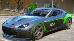 Aston Martin Zagato V1 PJ1 для GTA 4