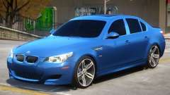 BMW M5 E60 R2 для GTA 4