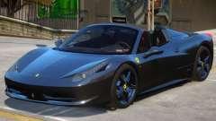 Ferrari 458 V1.1 для GTA 4
