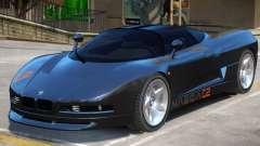 BMW Nazca C2 для GTA 4
