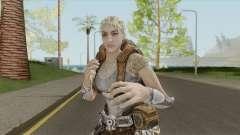 Anya Civil (Gears Of War 4) для GTA San Andreas