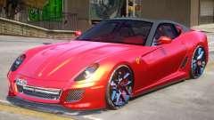 Ferrari 599 V2 для GTA 4