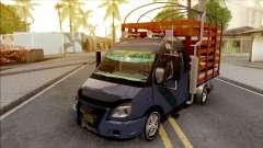 GAZ 3302 Colombiano для GTA San Andreas