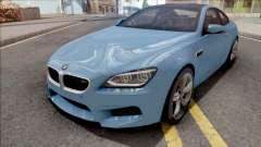 BMW M6 Coupe 2012 для GTA San Andreas