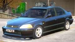 Honda Civic V1.1 для GTA 4