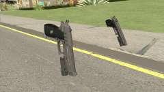 Hawk And Little Pistol GTA V (Platinum) V4 для GTA San Andreas