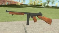 Thompson M1A1 (Day Of Infamy) для GTA San Andreas