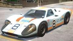 1967 Ford GT40 PJ3 для GTA 4