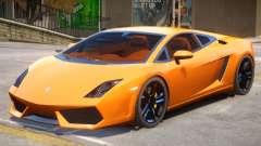 Lamborghini LP560-4 для GTA 4