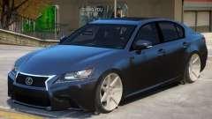 Lexus GS 350 V1 для GTA 4