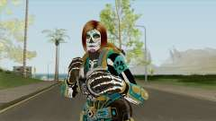 Anya (Gears Of War 4: Day Of The Dead) для GTA San Andreas