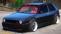 Volkswagen Golf W8 для GTA 4