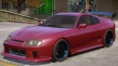Toyota Supra V2.0 для GTA 4