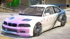 BMW M3 GTR PJ3 для GTA 4