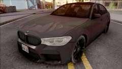 BMW M5 2019 для GTA San Andreas