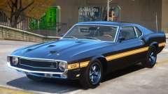 1969 Shelby GT500 для GTA 4