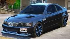 BMW M3 E46 V1 для GTA 4
