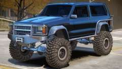 Jeep Cherokee Custom для GTA 4