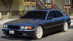 1998 BMW 740I для GTA 4