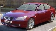 BMW 525d E60 V1.1 для GTA 4