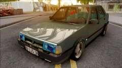 Tofas Dogan SLX Green для GTA San Andreas