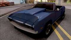 FlatOut Speedshifter Cabrio для GTA San Andreas