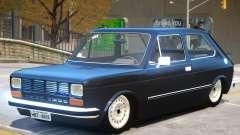 Fiat 147 V1 для GTA 4