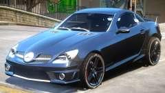 Mercedes Benz SLK 55 для GTA 4