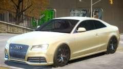 Audi RS5 V1 R2 для GTA 4